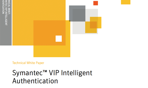 Symantec VIP Technical Whitepaper