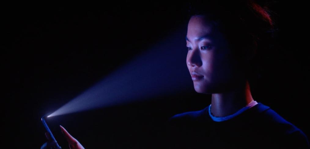 Apple unveils Face ID